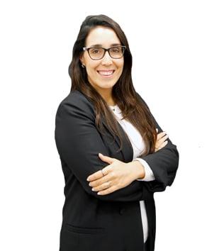 Cristina Clemente gestora de pacientes Up Clinic
